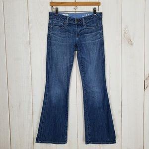 GAP   Sexy Bootcut Low Rise Jeans Size 27 - 4